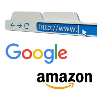 register a google or amazon domain name