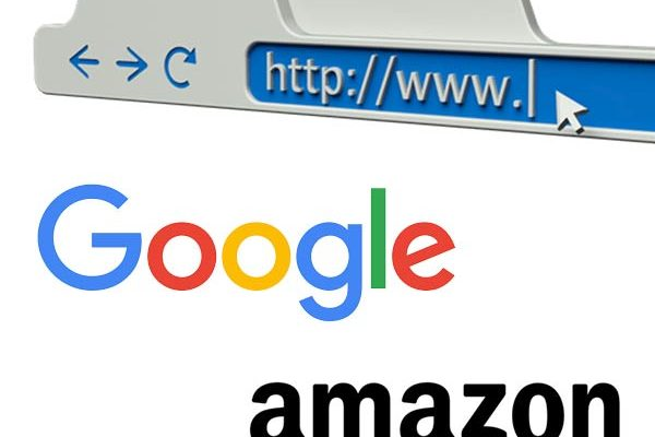 Registering A Google Or Amazon Domain Name